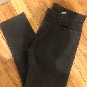 Men's Old Navy Faded Black Jeans